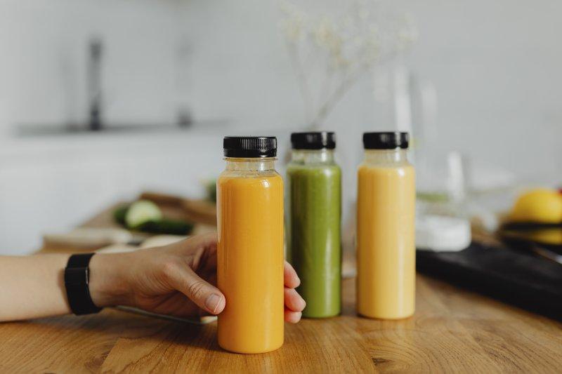 Juice cleanse fad diet